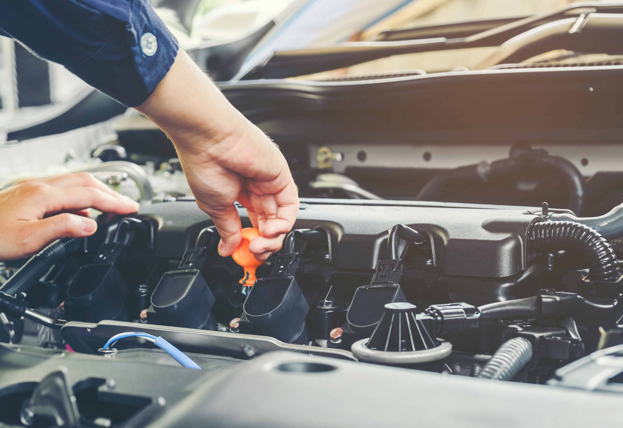 Which simple improvements can you do on your car?